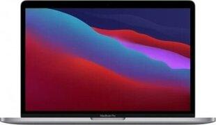 Apple Laptop Apple MacBook Pro 13.3 MYD92 M1 8GB/512GB - szary cena un informācija | Portatīvie datori | 220.lv