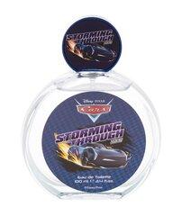 Tualetes ūdens Disney Cars Storming Through EDT zēniem 100 ml cena un informācija | Bērnu smaržas | 220.lv