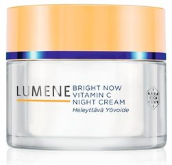 Nakts krēms Lumene Bright Now Vitamin C 50 ml