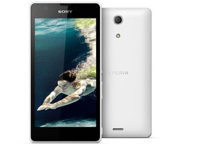 Sony C5502 Xperia ZR White (Balts)