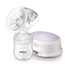 Электрический молокоотсос PHILIPS  AVENT Natural SCF332/01 цена и информация | Молокоотсосы | 220.lv