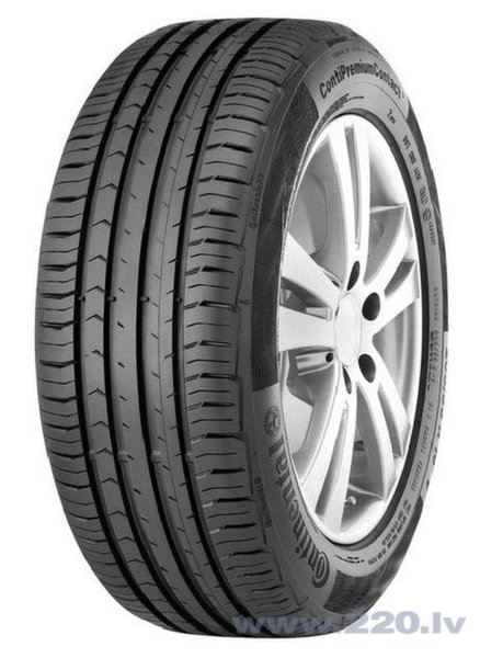 Continental ContiPremiumContact 5 205/60R15 91 H