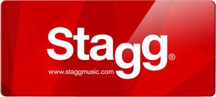 Basu stīga Stagg NRW-100 cena un informācija | Mūzikas instrumentu piederumi | 220.lv