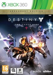 Xbox 360 Destiny The Taken King Legendary Edition - DLC Expired cena un informācija | Xbox 360 Destiny The Taken King Legendary Edition - DLC Expired | 220.lv