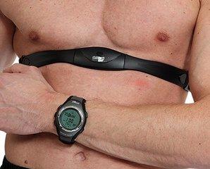 монитор частоты сердечных сокращений с нагрудным Pulse Watch + Wireless Pulse Пояс 30-9310