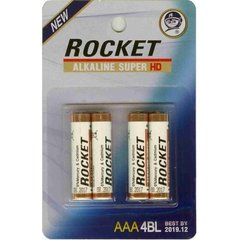 Baterijas Rocket HD AAA 4gb.