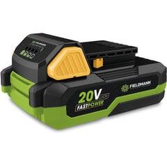 Fieldmann FAST POWER 20V akumulators FDUZ 79020, Li-Ion 20V/2000 mAh cena un informācija | Fieldmann FAST POWER 20V akumulators FDUZ 79020, Li-Ion 20V/2000 mAh | 220.lv