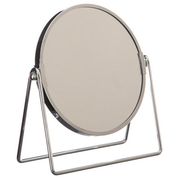 Spogulis, divpusējs, hroma