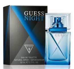Tualetes ūdens Guess Night edt 50 ml