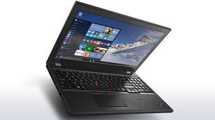LENOVO ThinkPad T560 i5-6300U 15.6 FHD 8GB 256GB Win10 PRO cena un informācija | LENOVO ThinkPad T560 i5-6300U 15.6 FHD 8GB 256GB Win10 PRO | 220.lv