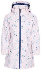 Virsjaka-lietusmētelis meitenēm Trespass Frejja, balts cena un informācija | Trespass Apģērbs meitenēm | 220.lv