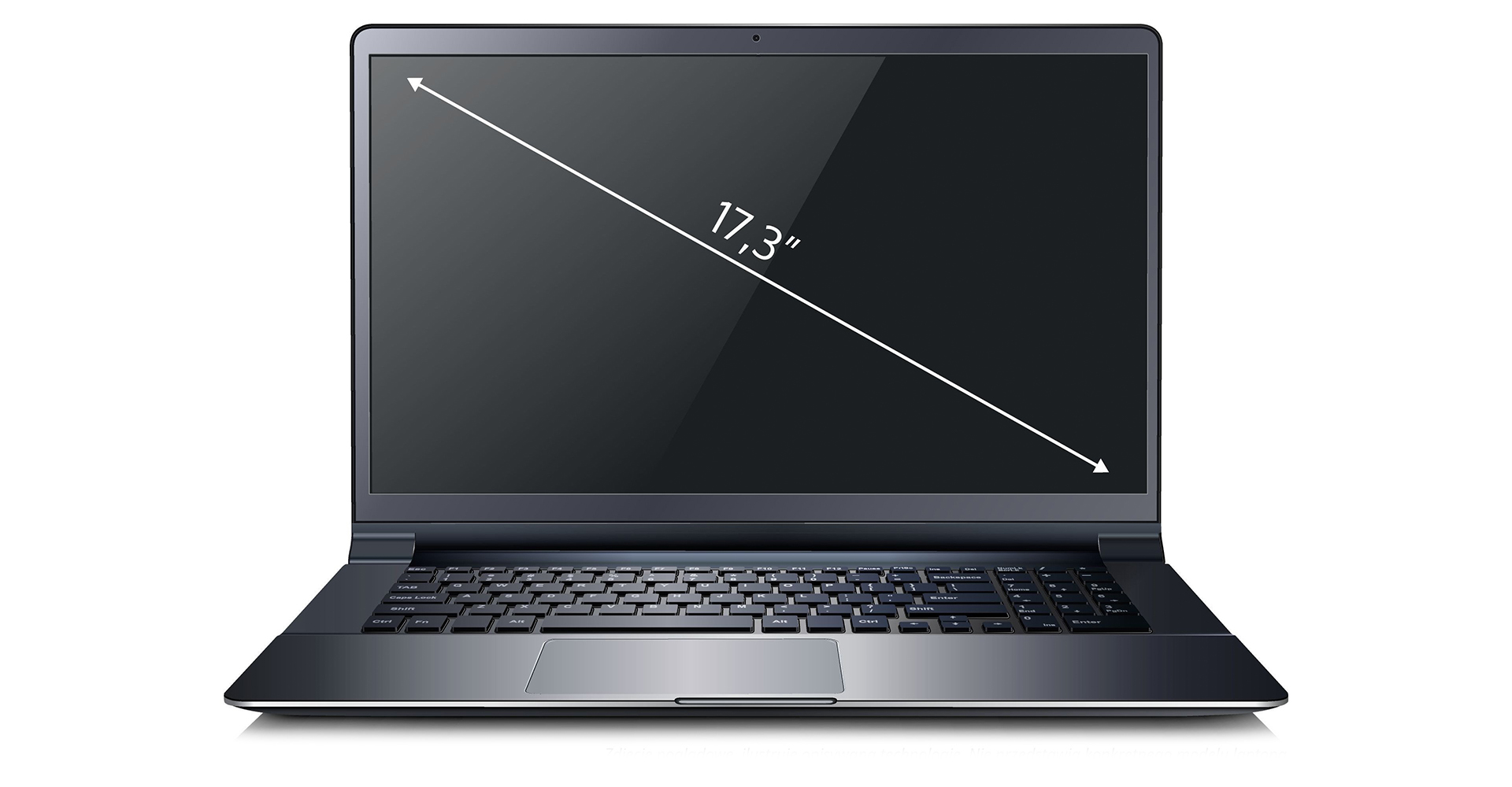 Dell Inspiron 17 5770 i7-8550U 8GB 128GB + 1TB Linux                             17.3 collas pa diagonāli