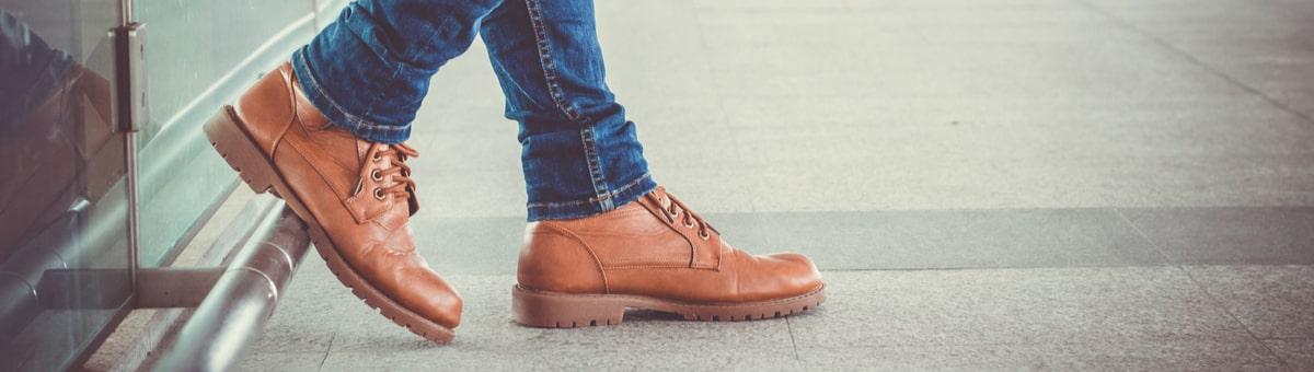 5 stila padomi ikvienam vīrietim - kā nenokļūdīties jaunu apavu izvēlē?